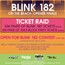 Sign Up for FREE tickets to the Blink 182 Final Four Showcase!