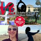 Take Your Selfie to our iHeartRadio Music Festival!