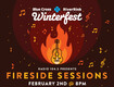 Radio 104.5 presents its next Fireside Session on Thursday February 2nd, in The Lodge at the Blue Cross RiverRink Winterfest.