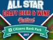 Win a pair of tickets to the All Star Craft Beer and Wine Festival