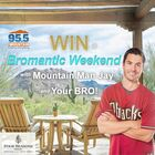 WIN a Bromantic Weekend with Mountain Man Jay and Your Bro!