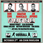 The Oddball Comedy & Curiosity Festival