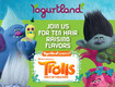 Win a Yogurtland Trolls themed gift card!