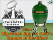Win a Big Green Egg + A YEAR's Supply of Certified Angus Beef®!