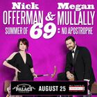 Win Tickets to see Nick Offerman & Megan Mullally