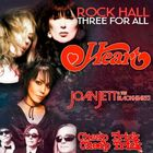 Heart, Joan Jett, and Cheap Trick at SPAC Winning Weekend!