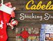 Stuff Your Stockings with Cabela's