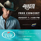 Win VIP Seats and Meet and Greets to Dustin Lynch