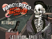 Win Tickets to see Panic! At The Disco - Death of the Bachelor Tour on April 15 at the BB&T Center
