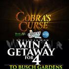 Busch Garden's Getaway