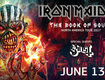 Iron Maiden - Book of Souls Tour