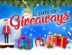 Ellen 12 Days Holiday Sweepstakes