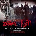 Tickets to Rob Zombie and Korn