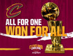 Win tickets to see the Cavs play the Nets