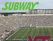 Ultimate Fan Experience With Subway!