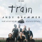 Win Train and Andy Grammer Tickets