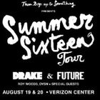 Win Drake and Future Tickets