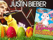 Online Egg Hunt for Justin Bieber Tickets!
