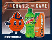 Win tickets to Syracuse vs. Georgia Tech from Mountain Dew!
