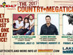 Win a pair of B104.7 Megatickets!