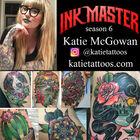 Tattoo By Katie McGowan