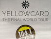 Yellowcard: The Final World Tour Tickets!