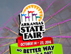 Win An Arkansas State Fair 4 Pack!