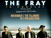 Win Tickets to See The Fray at the Fillmore on November 16th!