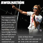 AWOL for AWOLNATION!