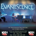 The Edge Wants To Send You To See Evanescence At Southside Ballroom!