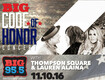Tickets + M&G at our BIG Code of Honor Concert for the Vets