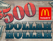 Enter The $500 Dollah Hollah Contest and Listen Every Weekday at 7:35AM to Hear Your Name!