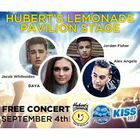 Hubert's Lemonade Pavilion Stage Artist Search for Western & Southern/WEBN Fireworks!
