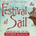 Festival of Sail Tickets