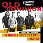Win Tickets to See Old Dominion at 4th Street Live!