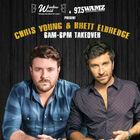 *LAST CHANCE* Chris Young & Brett Eldredge 6-6 Takeover!
