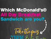 Win free McDonalds breakfast for a year!