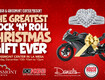 KGB's Rock 'n' Roll Christmas Giveaway