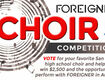Foreigner High School Choir Competition