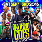 Power 105.1 and DJ Norie Presents Anything Goes Live