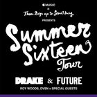 Win tickets to Drake's Summer Sixteen Tour from Selfeo!