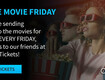 Free Movie Friday with Atom Tickets
