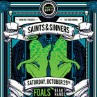 Saints & Sinners 2016
