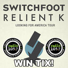Win Switchfoot and Relient K Tickets