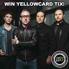 Win Yellowcard Tickets