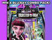 Win a Monster High Blu-Ray