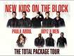 Tickets to The Total Package Tour