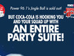 Coca-Cola is hooking you up with a Party Suite at Jingle Ball