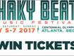 Shaky Beats 2017 - Win Tickets