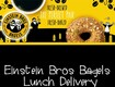 Einstein Bros Bagels Lunch Delivery